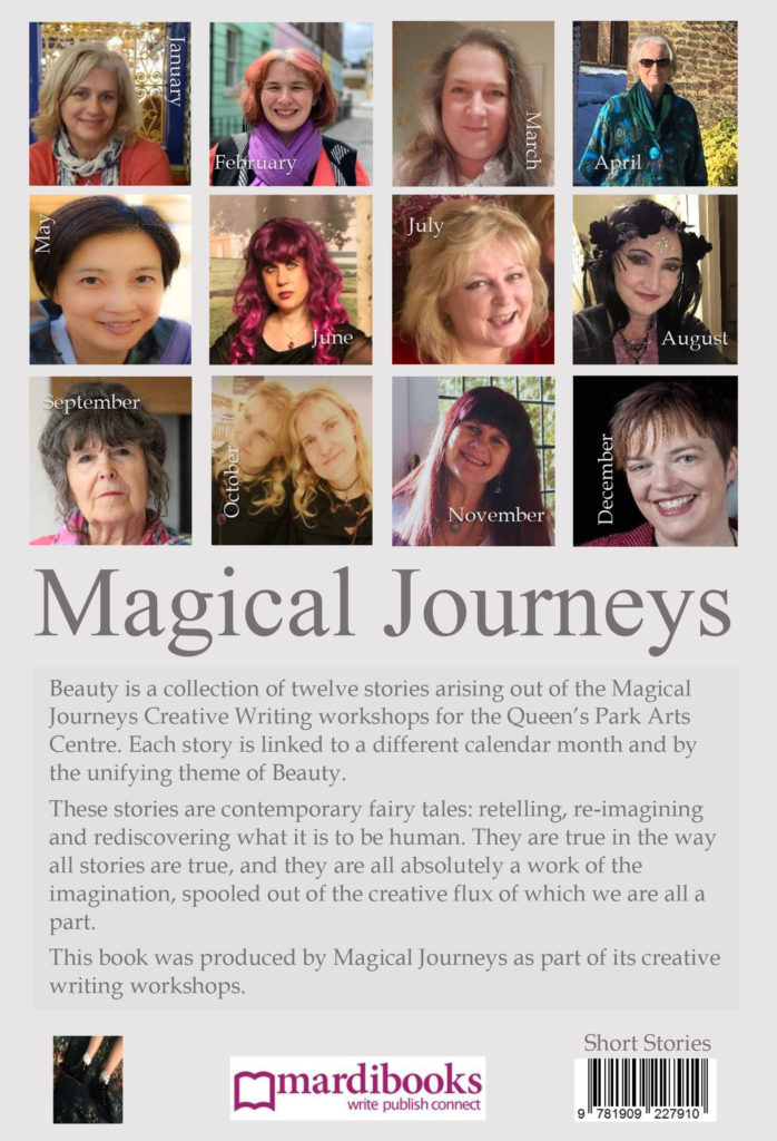 Beauty by Magical Journeys back cover